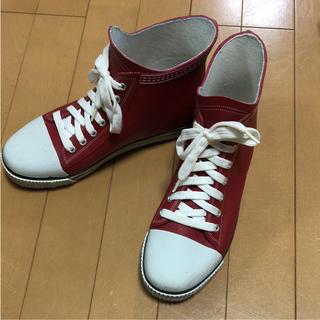 24.5 長靴 レインシューズ(レインブーツ/長靴)