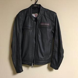 ハーレーダビッドソン(Harley Davidson)の美品 レザージャケット ハーレーダビッドソン(レザージャケット)
