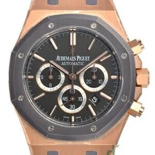 オーデマピゲ(AUDEMARS PIGUET)のオーデマ・ピゲ ロイヤルオーク レオメッシリミテッドエディション世界限定400本(腕時計(アナログ))