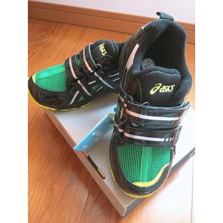 アシックス(asics)の靴 スニーカー アシックス スクスク 新品未使用(スニーカー)