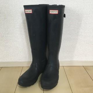 ハンター(HUNTER)のHunter Original Back Adjust ハンターレインブーツ(レインブーツ/長靴)