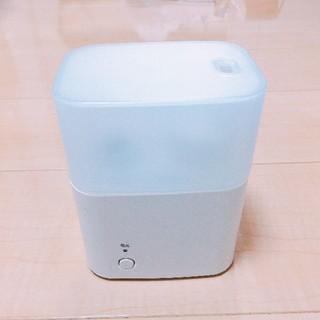 MUJI (無印良品) - 無印良品 コンパクト加湿器