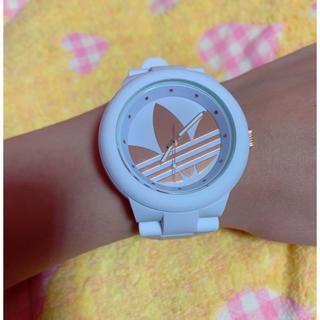 アディダス(adidas)のadidas 腕時計 ピンクゴールド(腕時計(アナログ))