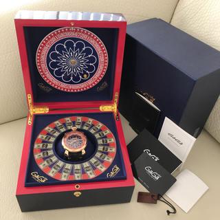 ガガミラノ(GaGa MILANO)のガガミラノ マヌアーレ48MM ラスベガス 世界限定300本 腕時計 メンズ (腕時計(アナログ))