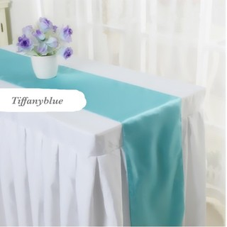 ティファニーブルー テーブルランナー