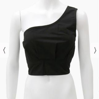 ザラ(ZARA)のヴィンテージ ワンショルダー (Tシャツ(半袖/袖なし))