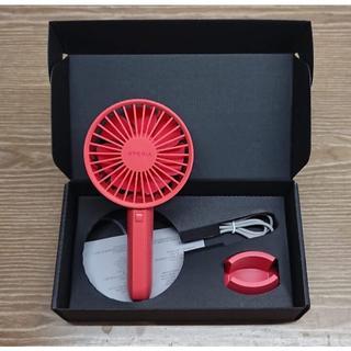 ソニー(SONY)のyuu様専用 新品 SONY ソニー Xperia 手持ち 扇風機 USB 充電(その他)