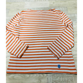 オーシバル(ORCIVAL)のオーシバル ボーダー Tシャツ(カットソー(長袖/七分))