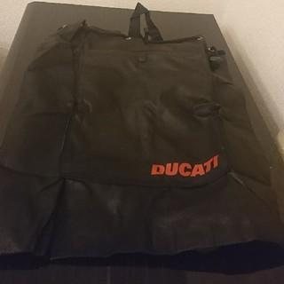 ドゥカティ(Ducati)のDUCATI 折りたたみ式 リュック バッグ(バッグパック/リュック)