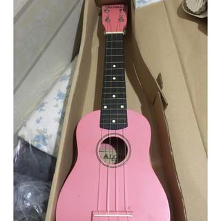 ピンクのウクレレ(その他)