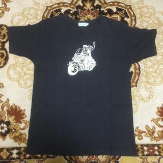 ウエアハウス(WAREHOUSE)のヘラーズカフェ ウエアハウス バイクプリントTシャツ(Tシャツ/カットソー(半袖/袖なし))