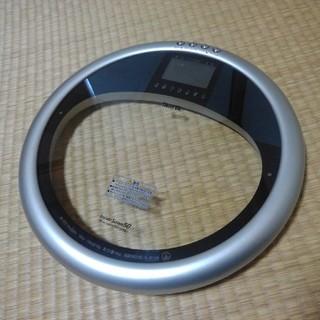 タニタ(TANITA)のタニタ インナースキャン50 BC-528-SV 体重計 シルバー(体重計/体脂肪計)
