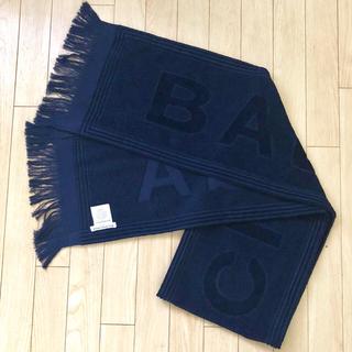 バレンシアガ(Balenciaga)のBalenciaga 美品 コットンマフラー (マフラー)