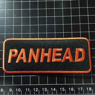 ハーレーダビッドソン(Harley Davidson)のアイロンワッペン★PAN★ハイドラグライド★デュオグライド★48パンヘッド(装備/装具)