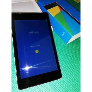 ネクサス7(NEXUS7)のnexus7 2013  使えるジャンク(タブレット)