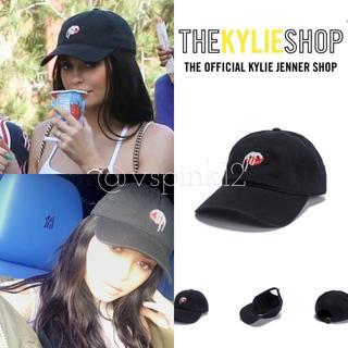 カイリーコスメティックス(Kylie Cosmetics)のリップキャップ♡The Kylie Shop♡ブラック(キャップ)