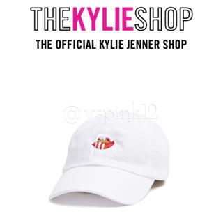 カイリーコスメティックス(Kylie Cosmetics)のリップキャップ♡ホワイト♡The Kylie Shop(キャップ)