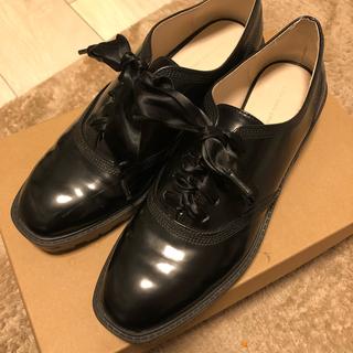 ザラ(ZARA)のレースアップシューズ zara(ローファー/革靴)