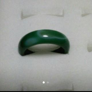 瑪瑙 指輪 17.5号 下天然石 メノウ(リング(指輪))