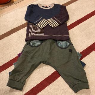 ズッパディズッカ(Zuppa di Zucca)のズッパディズッカ 90サイズ Tシャツ&パンツ(Tシャツ/カットソー)