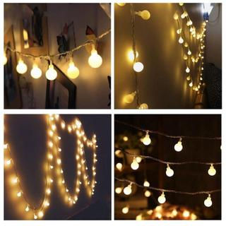 【非常におススメ‼️SNS映え♡】ハロウィン!クリスマス!キャンプ!LEDライト(蛍光灯/電球)