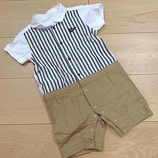 エフオーファクトリー(F.O.Factory)のシャツ ロンパース(ロンパース)