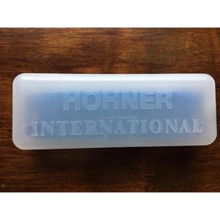新品 HOHNER ホーナー カラーハープ 10穴 C調 ブルー(ハーモニカ/ブルースハープ)