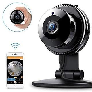 防犯カメラ ワイヤレス 120度レンズ 高画質 iPカメラ WiFi 双方向通話(防犯カメラ)