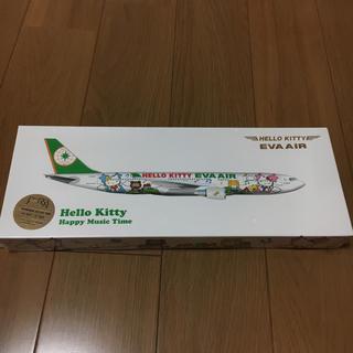 ハローキティ(ハローキティ)のEVA AIR 1:200 模型 ハローキティ 塗装(模型/プラモデル)