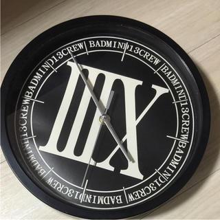 サーティンジャパン(THIRTEEN JAPAN)のTHIRTEEN JAPAN 壁掛け時計(掛時計/柱時計)
