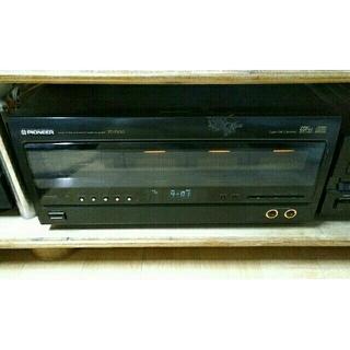 パイオニア(Pioneer)の【CDチェンジャー】パイオニア PD-F100(その他)