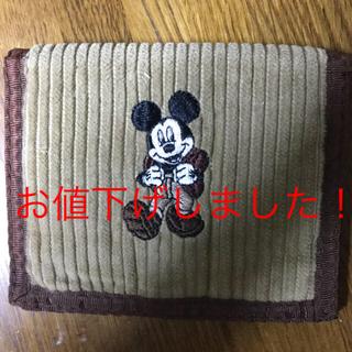 ミッキーマウス(ミッキーマウス)の最終値下げ‼︎ ミッキーマウス 財布(財布)