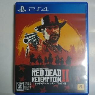 PlayStation4 - レッドデッドリデンプション2