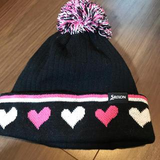 スリクソン(Srixon)のスリクソン ニット帽(ウエア)