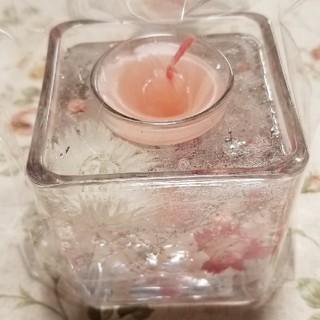 アロマキャンドル ローズの香り