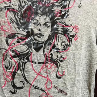 エマニュエルウンガロ(emanuel ungaro)のウンガロ ハイネックロンT made in ITARY(Tシャツ(長袖/七分))