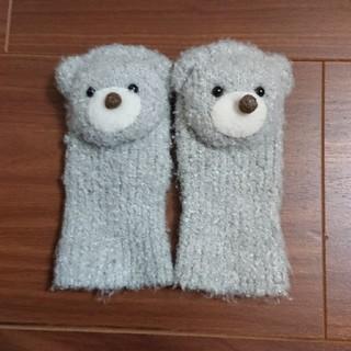 くまさん  手袋(手袋)