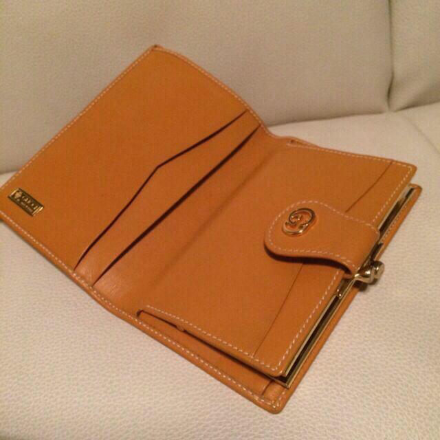 buy popular 82890 10e53 GUCCI 財布 がま口 レトロ グッチ