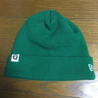 アベイシングエイプ(A BATHING APE)のBAPE ニット帽(ニット帽/ビーニー)
