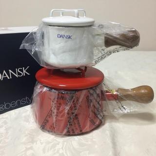 ダンスク(DANSK)のDANSK 片手鍋セット(鍋/フライパン)