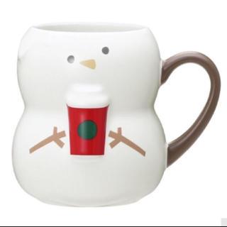 スターバックスコーヒー(Starbucks Coffee)の新品 スターバックス スノーボーイ マグカップ クリスマス ホリデー(マグカップ)