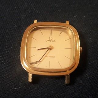 【良好 稼働】オメガ レディース腕時計  ベルトなし