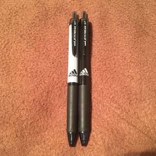 アディダス(adidas)のadidas ボールペン 2本(ペン/マーカー)