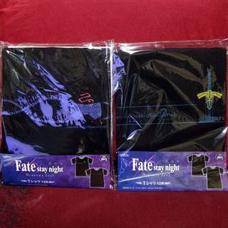 タイトー(TAITO)の新品 Fate Tシャツ セイバー & ライダー 2種セット(その他)