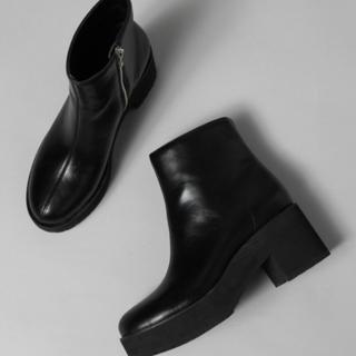 ジーナシス(JEANASIS)のジーナシス  プラットフォームヒールブーツ(ブーツ)