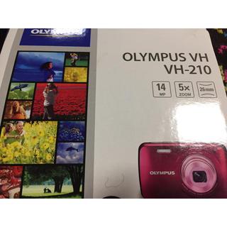 オリンパス(OLYMPUS)のOlympus VH VH-210(コンパクトデジタルカメラ)