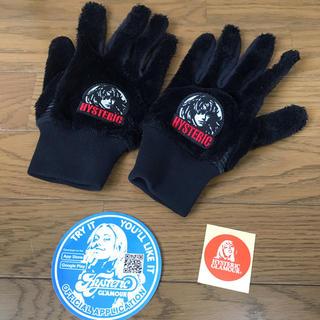 ヒステリックグラマー(HYSTERIC GLAMOUR)のヒステリックグラマー 手袋(手袋)