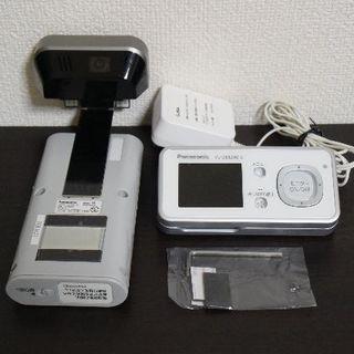 パナソニック(Panasonic)のワイヤレスドアモニター VL-SDM200(防犯カメラ)