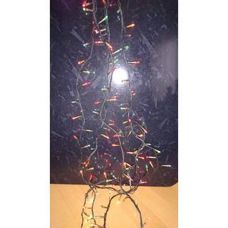 イルミネーションライト  装飾ライト 電飾用コード  (蛍光灯/電球)