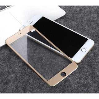 MA012 送料無料♪3Dガラスフィルム iphone6/6S 金/ゴールド(ブレスレット)